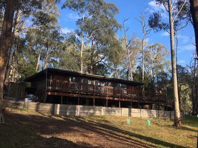 Photo for The Log Cabin - Cosy holiday cabin at the base of Mt Buller