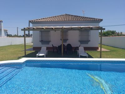 Photo for Fantastic Chalet in Chiclana