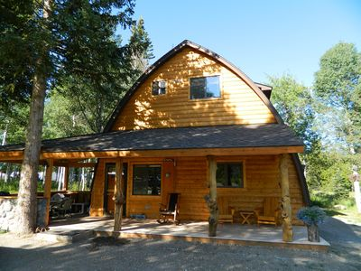 Photo for Wooded Bliss One-Great duplex! 7 miles from Yellowstone