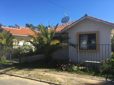 Photo for Cozy 2 bedroom home in Algarrobo