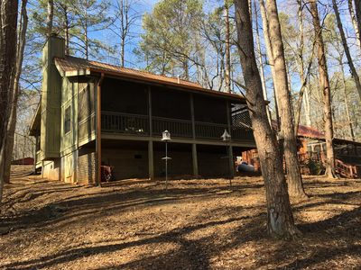 Photo for 3BR Cabin Vacation Rental in Blue Ridge, Georgia