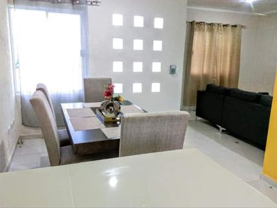 Photo for Entire House, 3.10 M from the sea, 2 bedrooms.