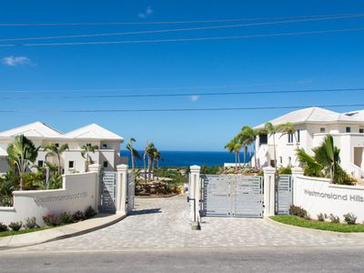 Photo for WESTMORELAND Westmoreland Hills - Luxury 4 bed villa with spectacular sea views.