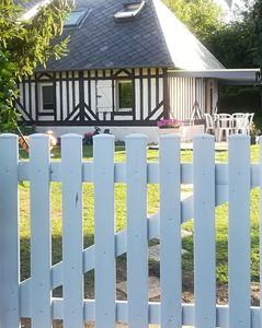 Photo for cottage of 2 to 4 people path of the aumonerie. 1st entrance on the right.