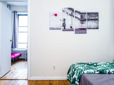 Photo for Artist Modern 2 bedroom Time Square / Central Park Apartment
