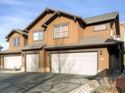 Photo for Parkview #2250: 3 BR / 3.25 BA townhome in Park City, Sleeps 11