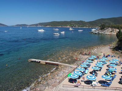 Photo for Large Villa in front of the sea - Elba Island