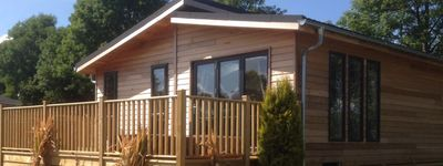 Photo for 1 Bedroom Luxury Lodge at Norfolk Park