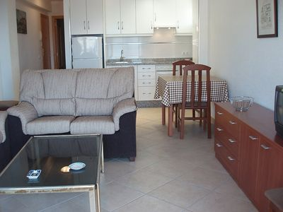 Photo for Apartment in Benidorm with Internet, Pool, Lift, Parking (90729)