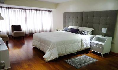 Photo for 2BR Apartment Vacation Rental in Miraflores, Municipalidad Metropolitana de Lima