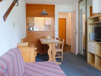 Photo for Apartment 691 m from the center of Tignes with Internet, Lift, Balcony (517618)