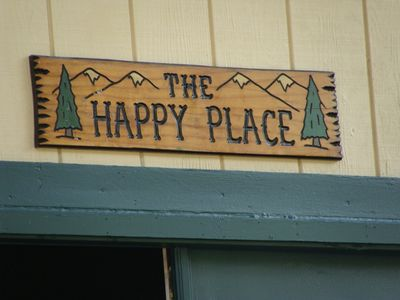 The 'Happy Place'