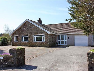 Photo for Trevelyn is a spacious detached bungalow in a roadside position with a lovely rural outlook to the r
