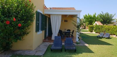 Photo for Cozy apartment 7km from Ciutadella, wifi, air conditioning