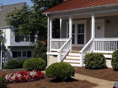 Photo for Quaint two bedroom in The Cottages at King's Creek Plantation. Reserve now!