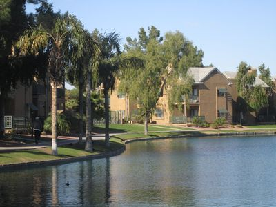 Photo for Lakeside 2 Bedroom Condo at Andersen Springs, Great View