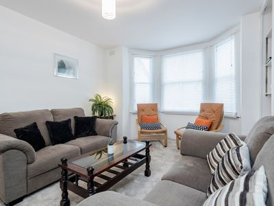 Photo for Oval - 2bed flat next to Cricket ground - by BaseToGo