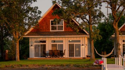 Photo for New Construction - Gull Lake Cottage on Squaw Point - 1 of 2 - East Cottage
