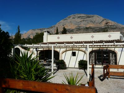 Photo for BEAUTIFUL SPANISH CASITA. 2 BED ENSUITE PRIVATE POOL & TERRACE. MOUNTAIN VIEWS.
