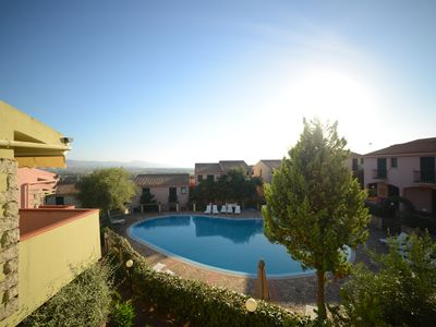 Photo for Apartment overlooking the beautiful Gulf of Asinara