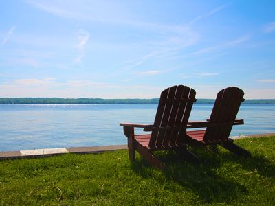 Photo for Spring is @Ray of Sunshine, where great hospitality is near Canandaigua Lake