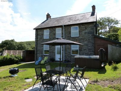 Photo for Vacation home Uwch yr Aber in Aberystwyth - 6 persons, 4 bedrooms