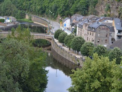 Photo for Cottage in the historic center of La Roche en Ardenne