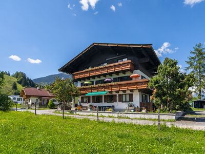 Photo for Neat and well-maintained holiday home close to Zell am See
