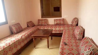 Photo for 1BR Apartment Vacation Rental in Agadir
