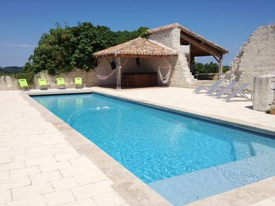 Photo for A beautiful home with quality services, private pool and Spas