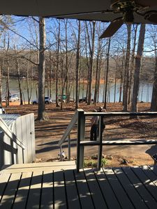 Photo for Lake Hartwell get away near Clemson University