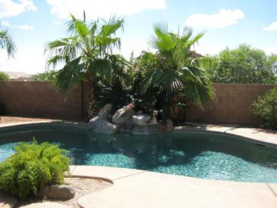 Photo for Poco Lobo.  Private pool, hot tub 3 BR/2BA, and mountain views.