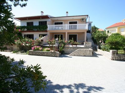 Photo for Holiday apartment with satellite TV and 10 sqm balcony