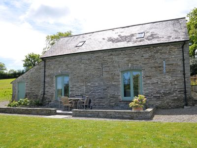 Photo for Stylish, modern barn conversion in Pembs. Perfect for families, dogs welcome.