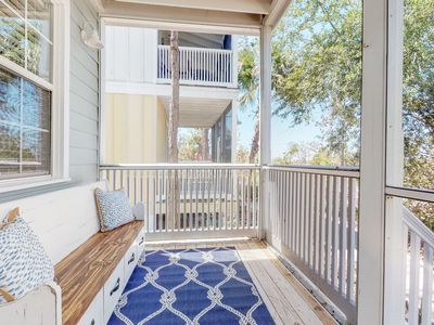 Photo for Beautiful home in a gated community w/ porches & shared pool/hot tub!