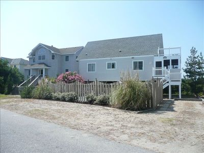 Photo for Origional Cottage, rehabed,  Beach 150'' ,Pool, 4 Bed, 2 Ba,, Totally up graded