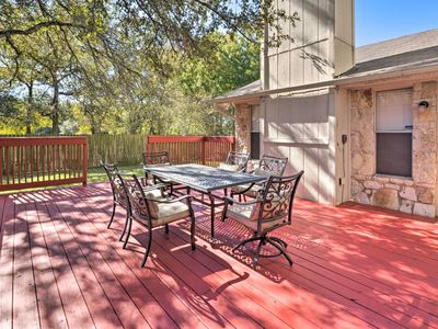 Photo for Elegant N. Austin Home w/ Deck-by Greenbelt & DT!