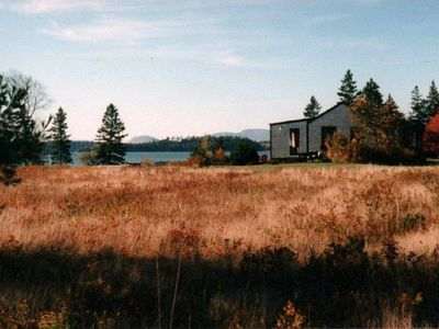 Photo for Two bedroom cabin with spectacular views overlooking Flanders Bay - Cabin #12