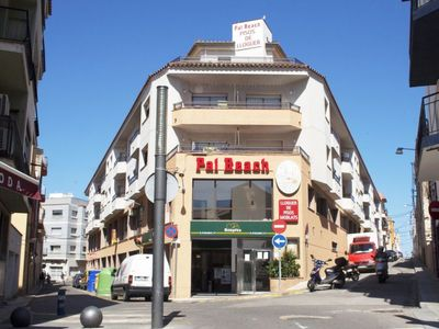 Photo for Apartment Pal Beach  in Palamós, Costa Brava - 6 persons, 2 bedrooms