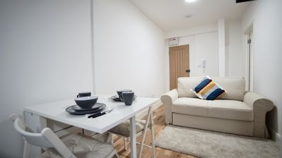 Photo for Ifield 2 apartment in Kensington & Chelsea with WiFi & private garden.