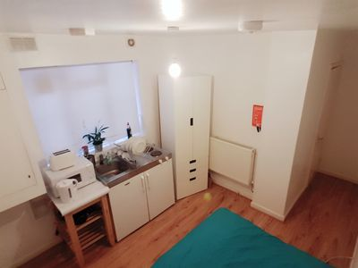 Photo for Cosy studio with bathtub free wifi/parking