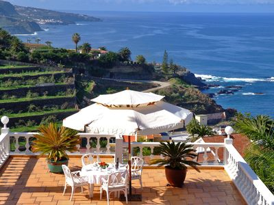 Photo for Honeymoon or family holidays in a unique atmosphere in Tenerife