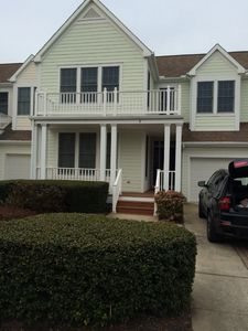 Photo for JUST STEPS from golf, fitness center, pools and beach shuttle!