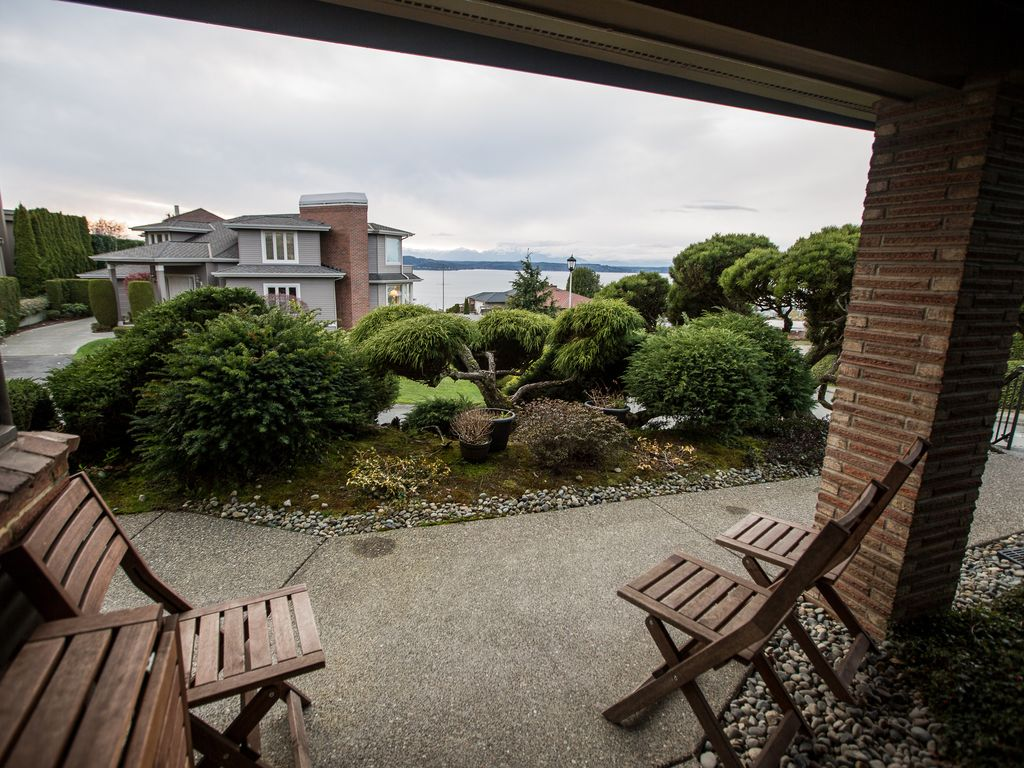 Alki Beach Apartment Rental