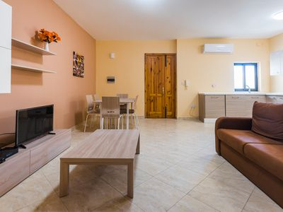 Photo for Msida two-bedroom apartment