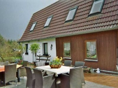 Photo for Vacation on the small farm Gersdorf near Kühlungsborn - 3-room holiday home (max. 5 people) / over 2