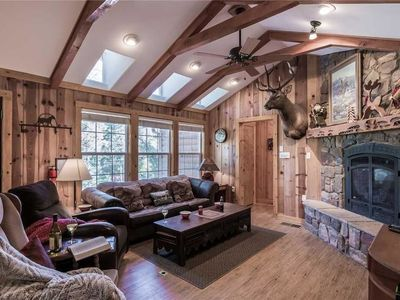 Photo for Chestnut Lodge - Four Bedroom Cabin with Hot Tub