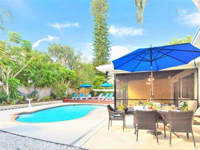 Photo for Villa Paradiso near PGA Boulvard with a large private pool