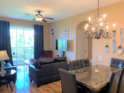Photo for Themed Condo Minutes From Walt Disney World With Great Community Amenities