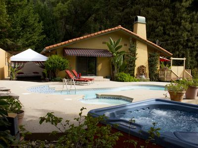 Enjoy the Peace and Natural Environment of Villa Soquel!